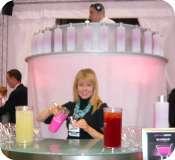 pink vodka