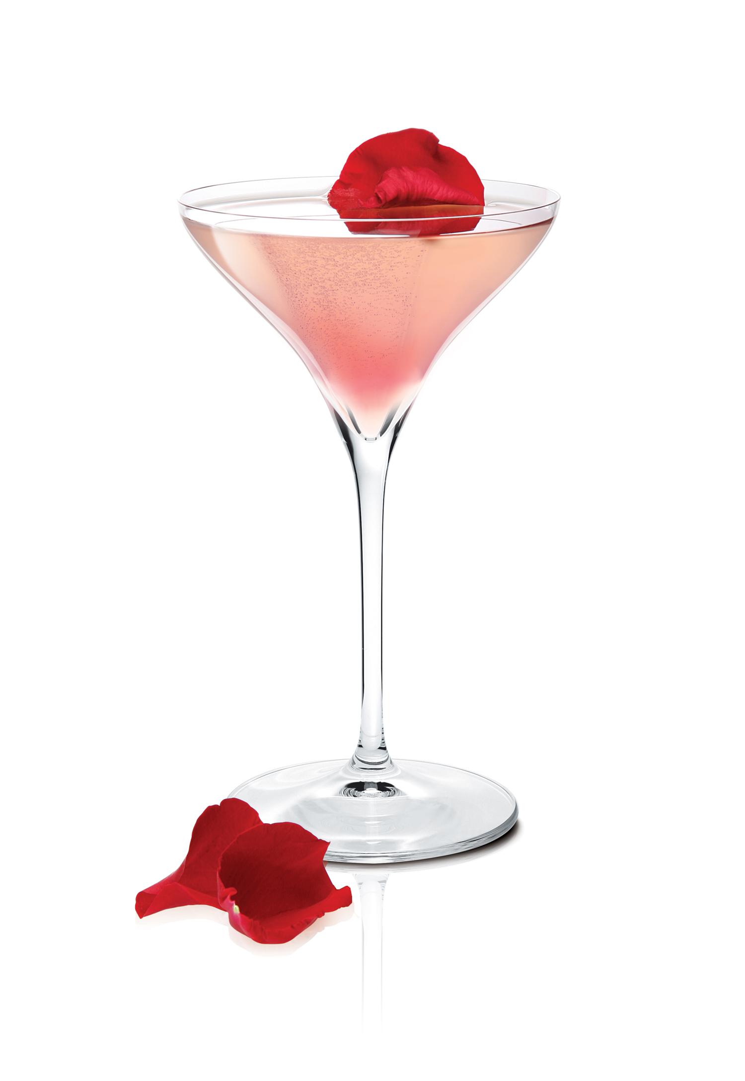 Passion politan vodka cocktail drink recipe for Cocktail rose
