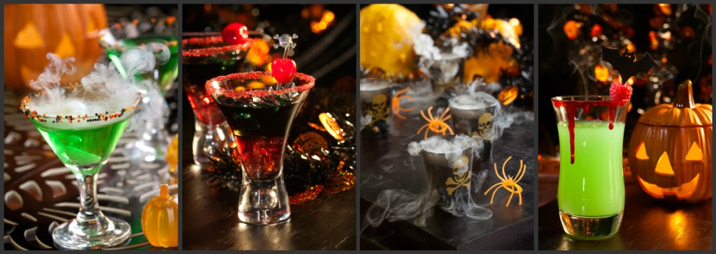 Spookify Your Halloween Drinks - Drink of the Week