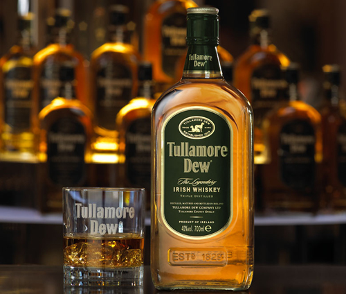 Tullamore dew whiskey review drink of the week for Perfect drink pro review