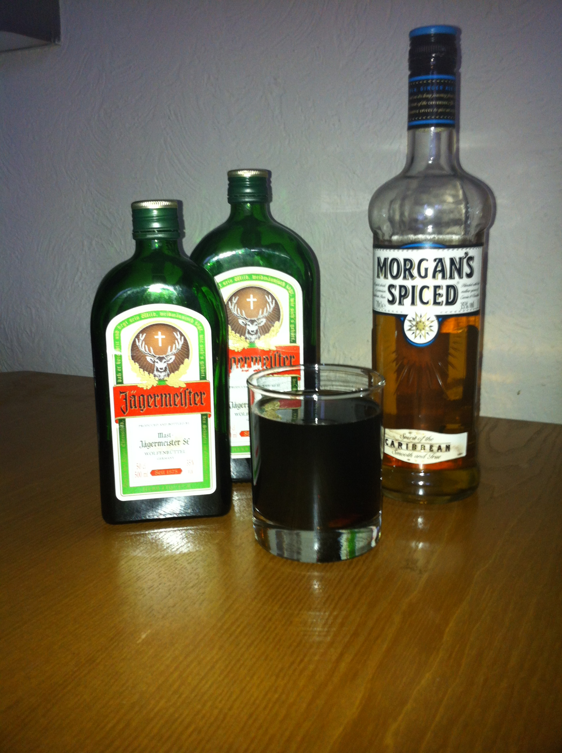 Jager drinks for Cocktail jager