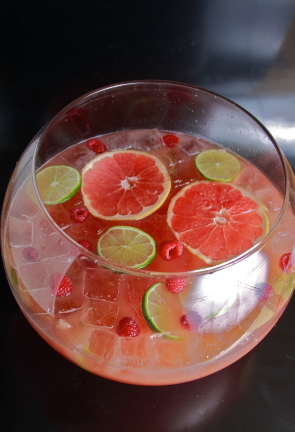 Cinco Punch Tequila Punch Recipe