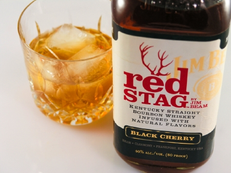 Red Stag Black Cherry Drink Recipes