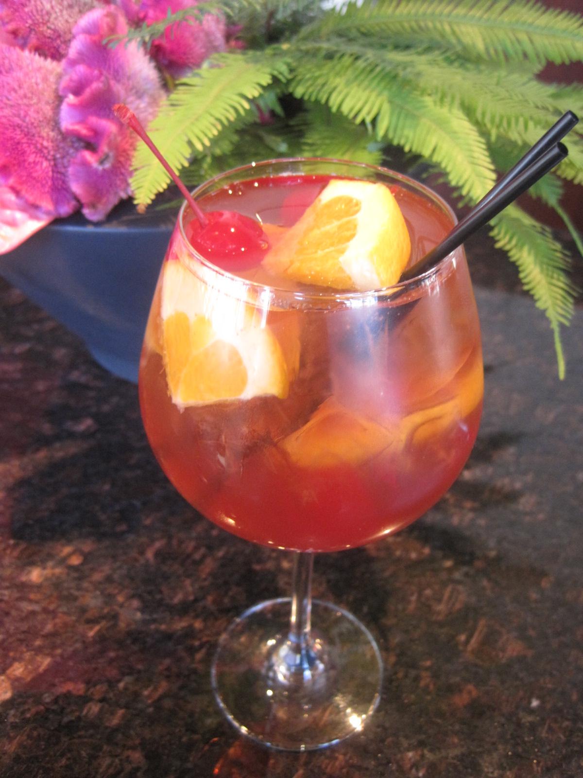 Spiced Sangria - Drink of the Week