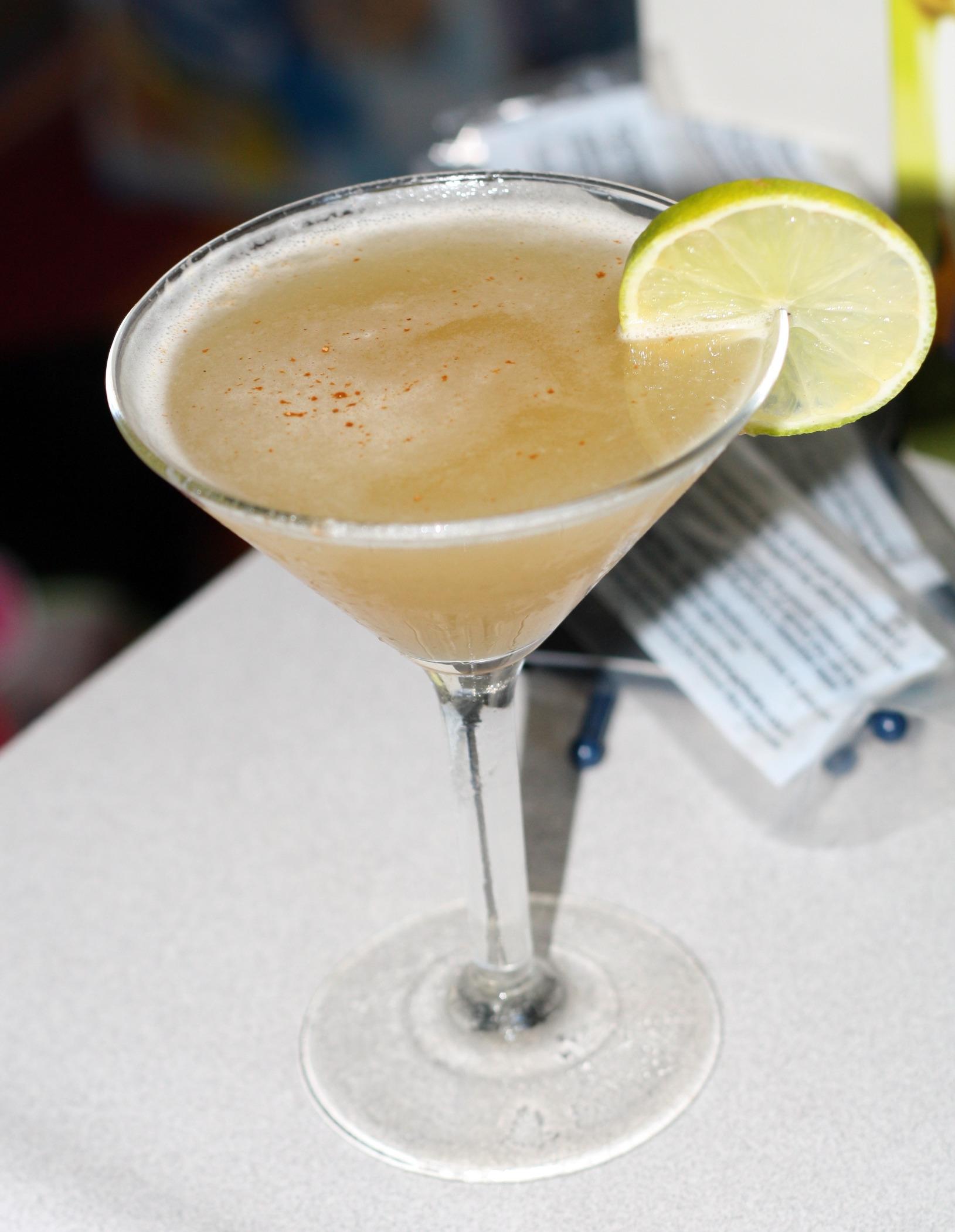 Honeymoon Brandy Cocktail Drink Recipe