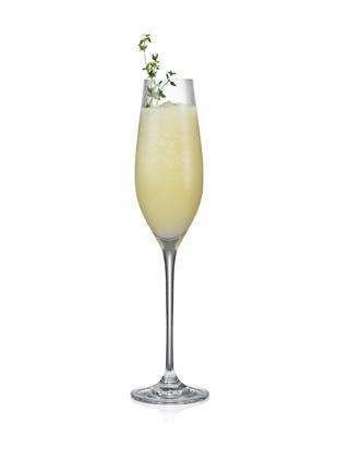 Sgroppino champagne cocktail drink recipe for Vodka prosecco