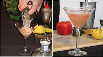 Caliente margarita drink of the week for Avion tequila drink recipes
