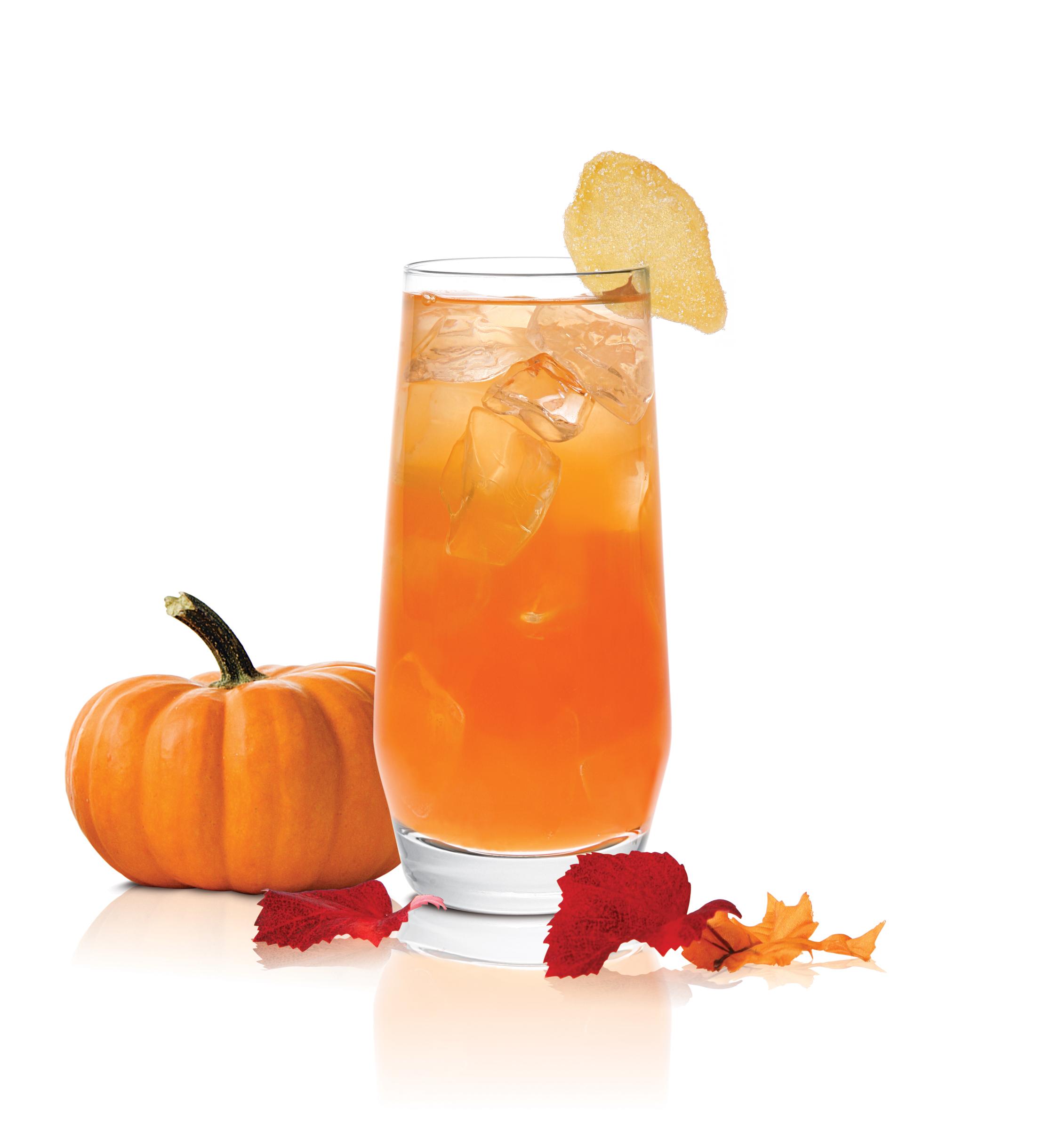 Pumpkin Spice- Vodka Cocktail Drink Recipe