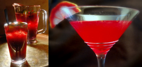 halloween is just around the corner this collection of tasty blood red cocktails will get your guests in the right spooky mood if you have a favorite red