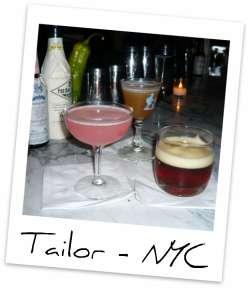 Tailor - New York City